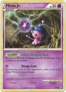 Pokemon Call of Legends Single Card Uncommon #47 Mime Jr.