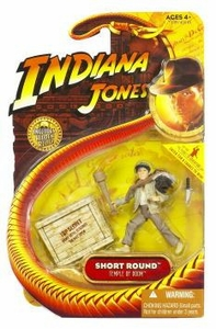 Indiana Jones Movie Hasbro Series 4 Action Figure Short Round [Temple of Doom]