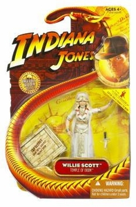 Indiana Jones Movie Hasbro Series 4 Action Figure Willie Scott {Kate Capshaw} [Temple of Doom]
