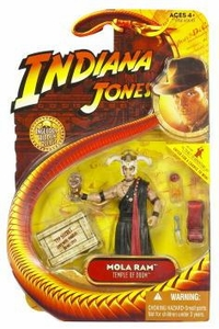 Indiana Jones Movie Hasbro Series 4 Action Figure Mola Ram [Temple of Doom]