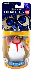 Disney Pixar Wall-E Movie 3 Inch Poseable Mini Figure Captain