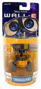 Disney Pixar Wall-E Movie 3 Inch Poseable Mini Figure Wall-E Damaged Package, Mint Contents!