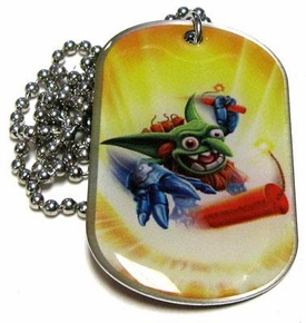 Topps Skylanders Giants LOOSE Dog Tag Boomer [30 of 44]