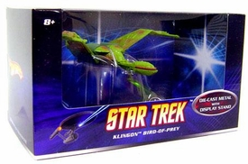 Mattel Hot Wheels Star Trek Movie 1:50 Scale Die-Cast Vehicle Klingon Bird of Prey
