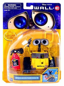 Disney Pixar Wall-E Movie 4 Inch Ripcord Figure Space Adventure Wall-E