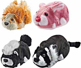 Zhu Zhu Pets Set of 4 Wild Bunch Toys [Rocco, Sweetie, Stinker & Zu Zu]