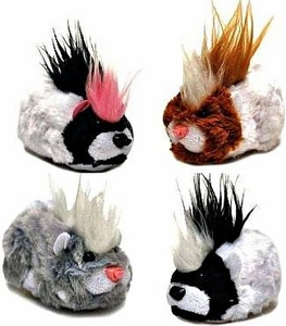 Zhu Zhu Pets Rocksters Set of 4 Hamster Toys [Ryder, Pax, Kingston & Roxie]