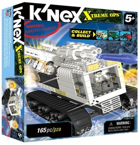 K'NEX Xtreme Ops Mission Set #11236 Arctic Quest