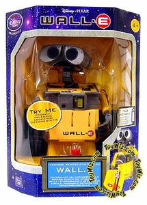 Disney Pixar Wall-E Movie Exclusive Infrared Remote Controlled Wall-E