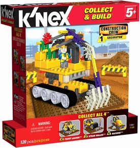K'NEX Construction Crew Set #11561 Excavator