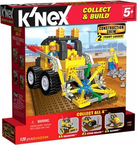 K'NEX Construction Crew Set #11562 Front Loader