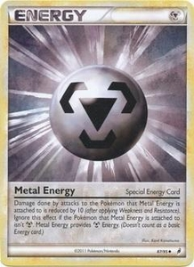 Pokemon Call of Legends Single Card Uncommon #87 Metal Energy