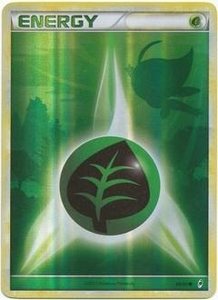Pokemon Call of Legends Single Card Holo-Foil #88 Grass Energy