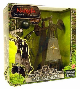 Chronicles of Narnia Prince Caspian Basic Figure Playset Battle Catapult