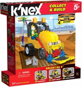 K'NEX Construction Crew Set #11564 Backhoe