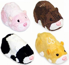 Zhu Zhu Pets Series 2 Set of 4 Hamster Toys [Jilly, Scoodles, Winkie & Nugget]