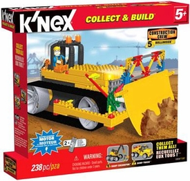 K'NEX Construction Crew Set #13524 Bulldozer