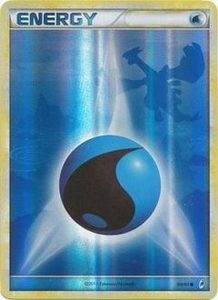 Pokemon Call of Legends Single Card Holo-Foil #90 Water Energy