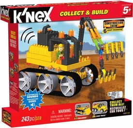 K'NEX Construction Crew Set #13525 Giant Excavator