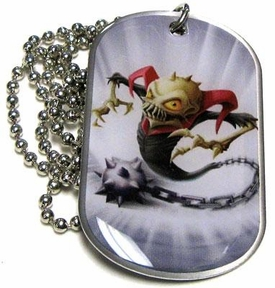 Topps Skylanders Giants LOOSE Dog Tag Ghost Roaster [37 of 44]