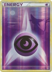 Pokemon Call of Legends Single Card Holo-Foil #92 Psychic Energy