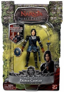 Chronicles of Narnia Prince Caspian Action Figure Final Battle Prince Caspian