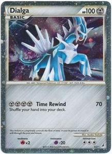 Pokemon Call of Legends Single Card Super Rare Holo #SL2 Dialga