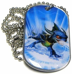 Topps Skylanders Giants LOOSE Dog Tag Zap [39 of 44]