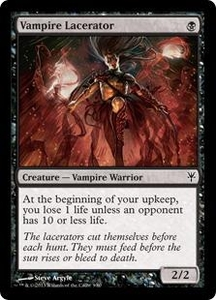 Magic: The Gathering Duel Decks: Sorin vs. Tibalt Single Card Black Common #3 Vampire Lacerator