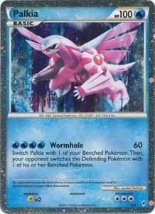 Pokemon Call of Legends Single Card Super Rare Holo #SL8 Palkia