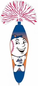 MLB Kookys Klicker Pens New York Mets [Mr. Met]
