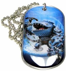 Topps Skylanders Giants LOOSE Dog Tag Thumpback [44 of 44]