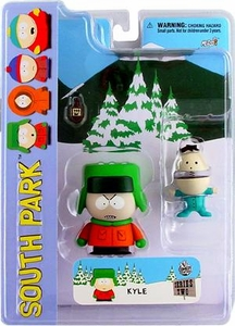 Mezco Toyz South Park Series 2 Action Figure Kyle BLOWOUT SALE!