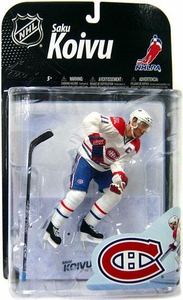 McFarlane Toys NHL Sports Picks Series 22 [2009 Wave 2] Action Figure Saku Koivu (Montreal Canadiens)