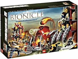 LEGO Bionicle Set #8759 Battle of Metru Nui