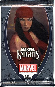 Marvel VS System Trading Card Game Marvel Knights Booster Pack [14 Cards]