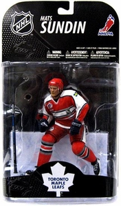McFarlane Toys NHL Sports Picks Exclusive Action Figure Mats Sundin NHL All Star Game Jersey Variant