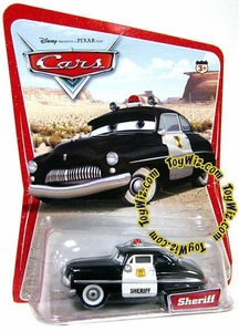 Disney / Pixar CARS Movie 1:55 Die Cast Car Series 1 Original Sheriff