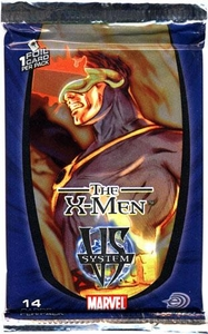 Marvel VS System Trading Card Game The X-Men Booster Pack [14 Cards]