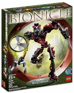 LEGO Bionicle Set #8756 Sidorak