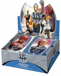 DC VS System Trading Card Game Infinite Crisis Booster Box [24 Packs]