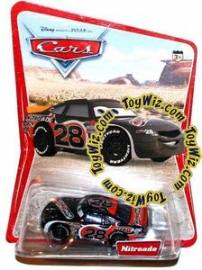 Disney / Pixar CARS Movie 1:55 Die Cast Car Series 1 Original Nitroade