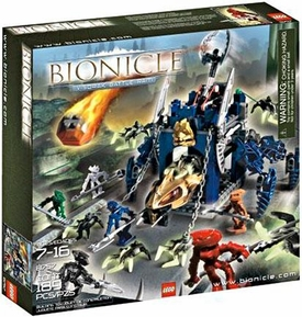 LEGO Bionicle Set #8757 Visorak Battle Ram