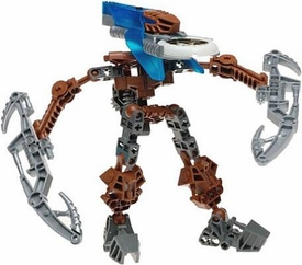 LEGO Bionicle VAHKI LIMITED EDITION Figure #8617 Zadakh [Dark Blue Cap]