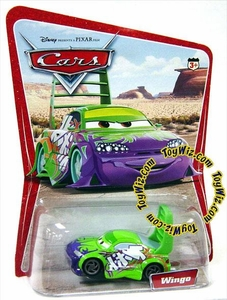 Disney / Pixar CARS Movie 1:55 Die Cast Car Series 1 Original Wingo