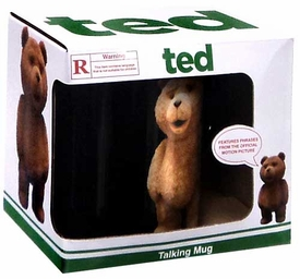 Ted Movie Talking Coffee Mug
