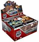 Marvel VS System Trading Card Game Marvel Legends Booster BOX [24 Packs]