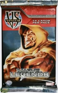 Marvel VS System Trading Card Game Marvel Legends Booster Pack [14 Cards]
