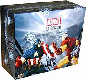 Marvel VS System Trading Card Game Marvel Universe Booster BOX [24 Packs]