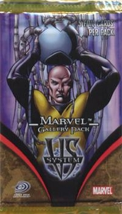 Marvel VS System Trading Card Game Gallery Booster Pack [5 Cards]